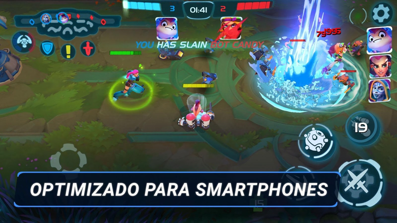 Planet of Heroes - Imagem 1 do software