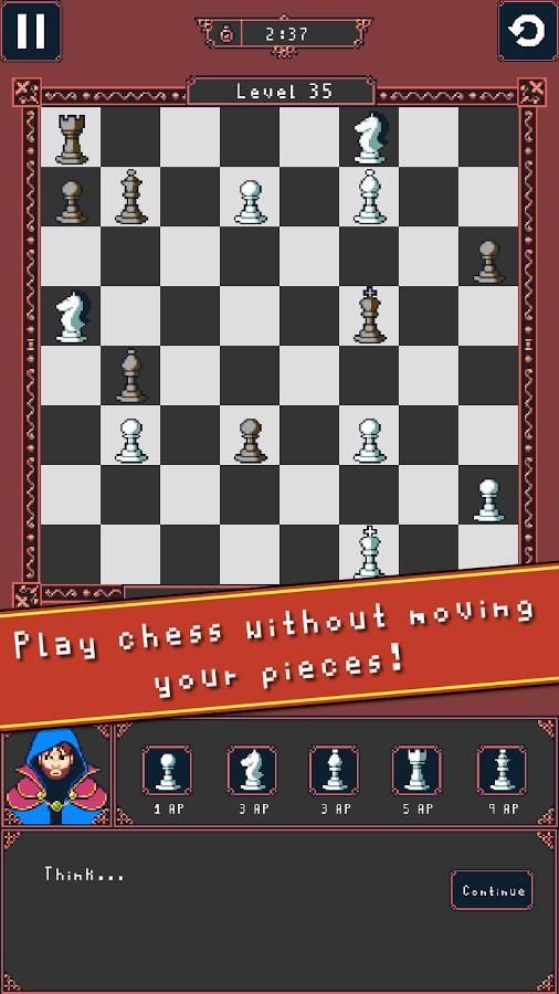 Moveless Chess - Imagem 1 do software