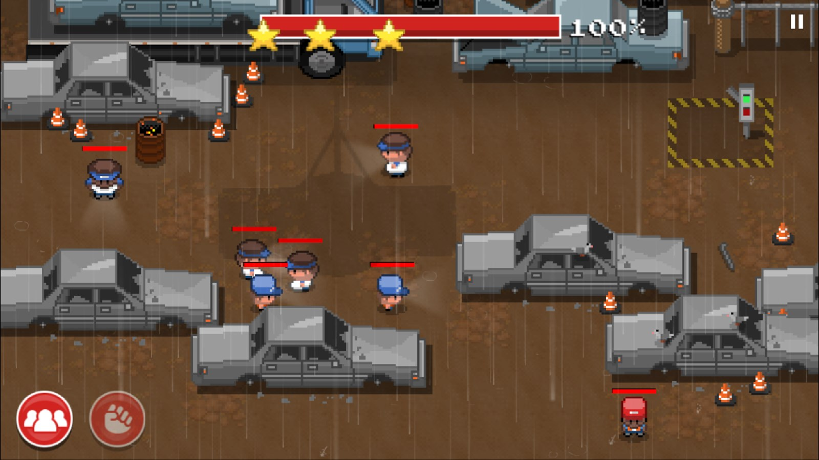 Defend Your Turf: Street Fight - Imagem 2 do software