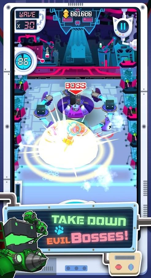 Cubecat - Imagem 5 do software
