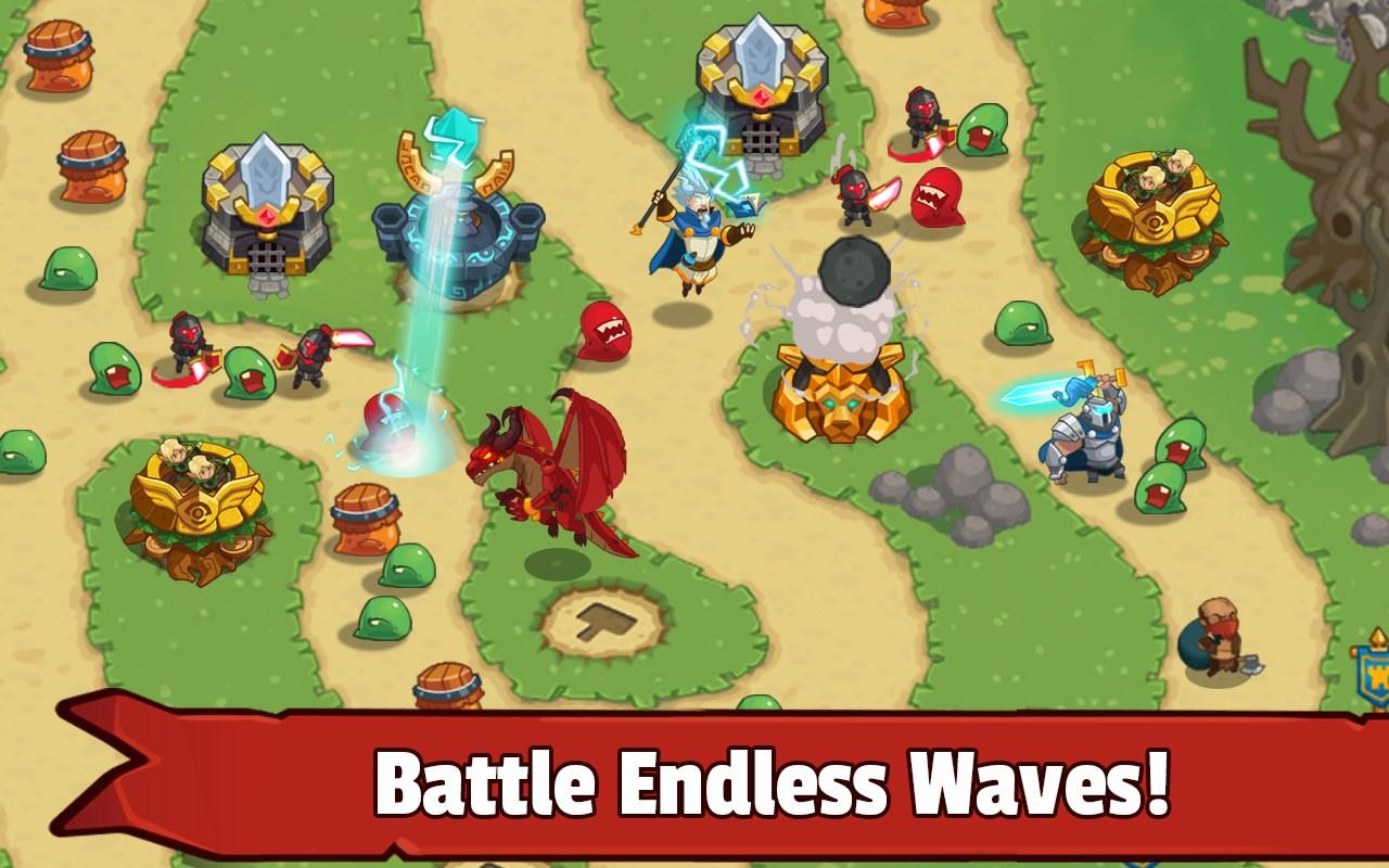 Legends TD - None Shall Pass! - Imagem 1 do software