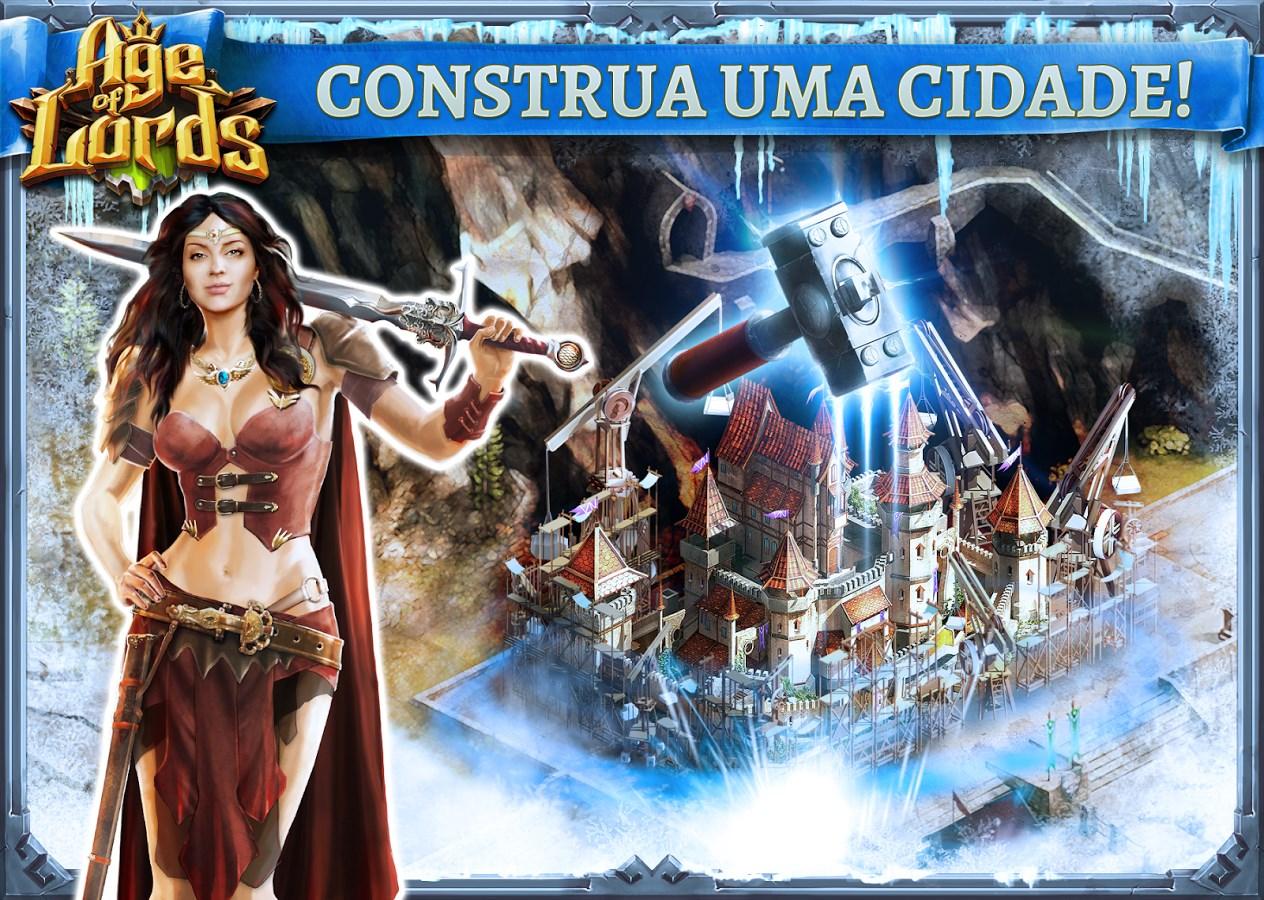 Age of Lords: Legends & Rebels - Imagem 1 do software