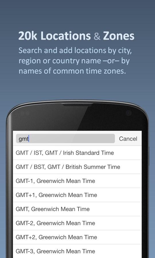 Time Buddy - Clock & Converter - Imagem 2 do software