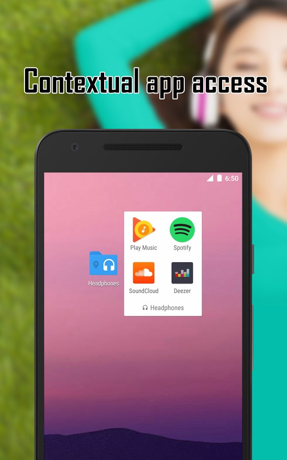 Contextual App Folder (C.A.F.) - Imagem 1 do software