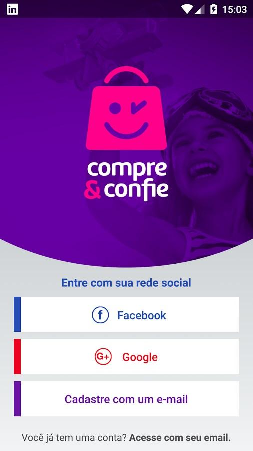 Compre & Confie - Imagem 1 do software