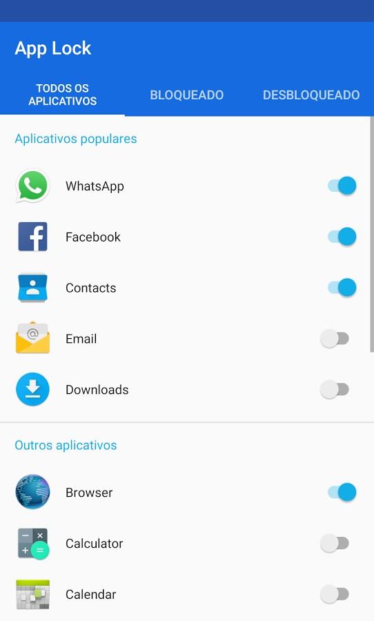 App Lock | Protect apps - Imagem 2 do software