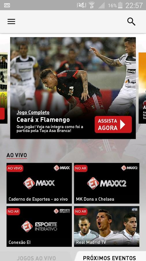 Esporte Interativo Plus - Liga - Imagem 1 do software