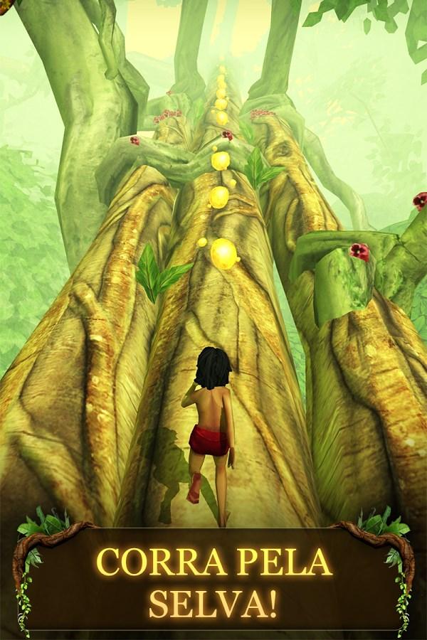 Mogli O Menino Lobo: Corre - Imagem 1 do software