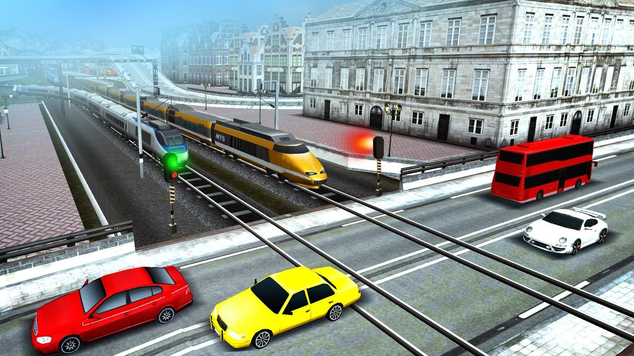 Euro Train Driving Games - Imagem 1 do software