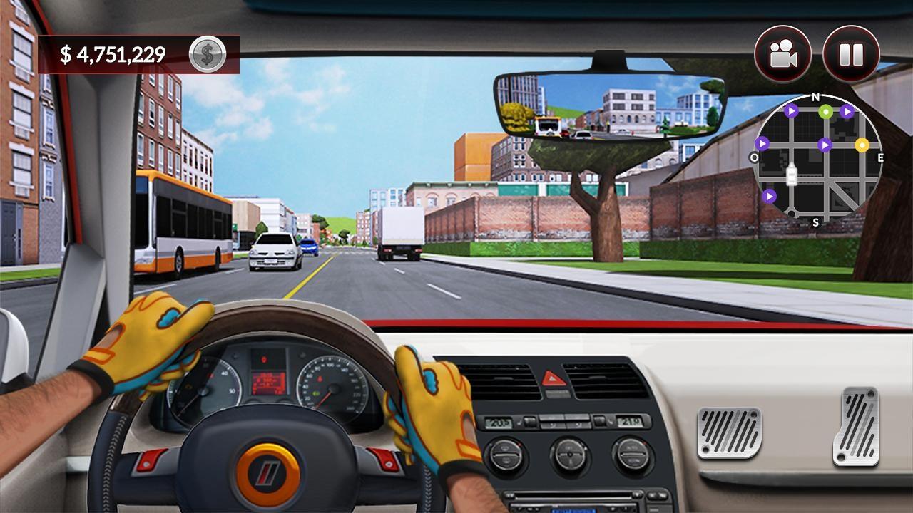 Drive for Speed: Simulator - Imagem 1 do software