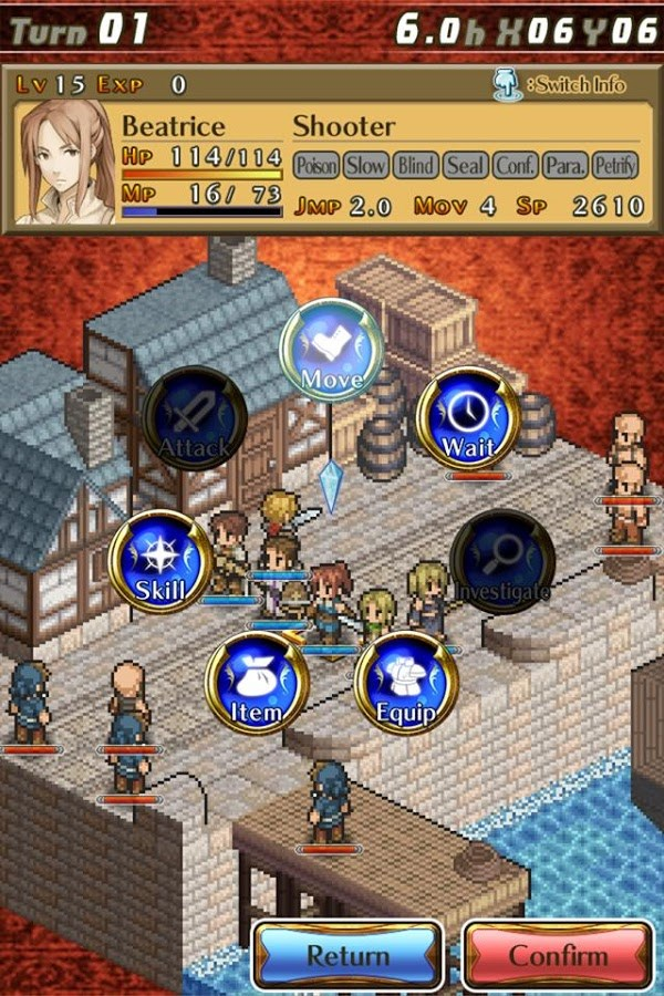 Mercenaries Saga2 - Imagem 1 do software