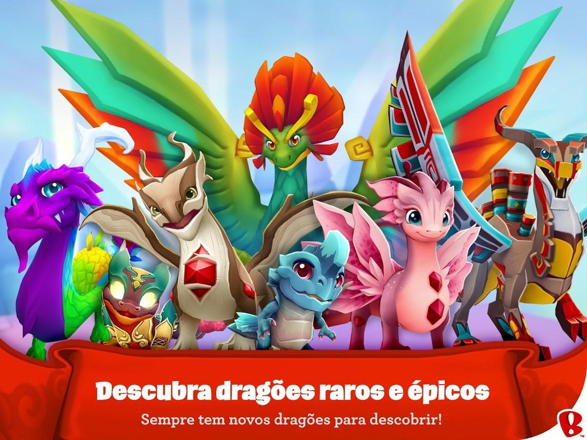 DragonVale World - Imagem 1 do software