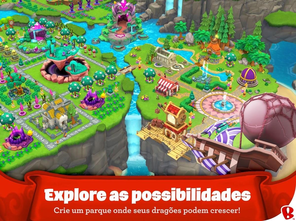 DragonVale World - Imagem 2 do software