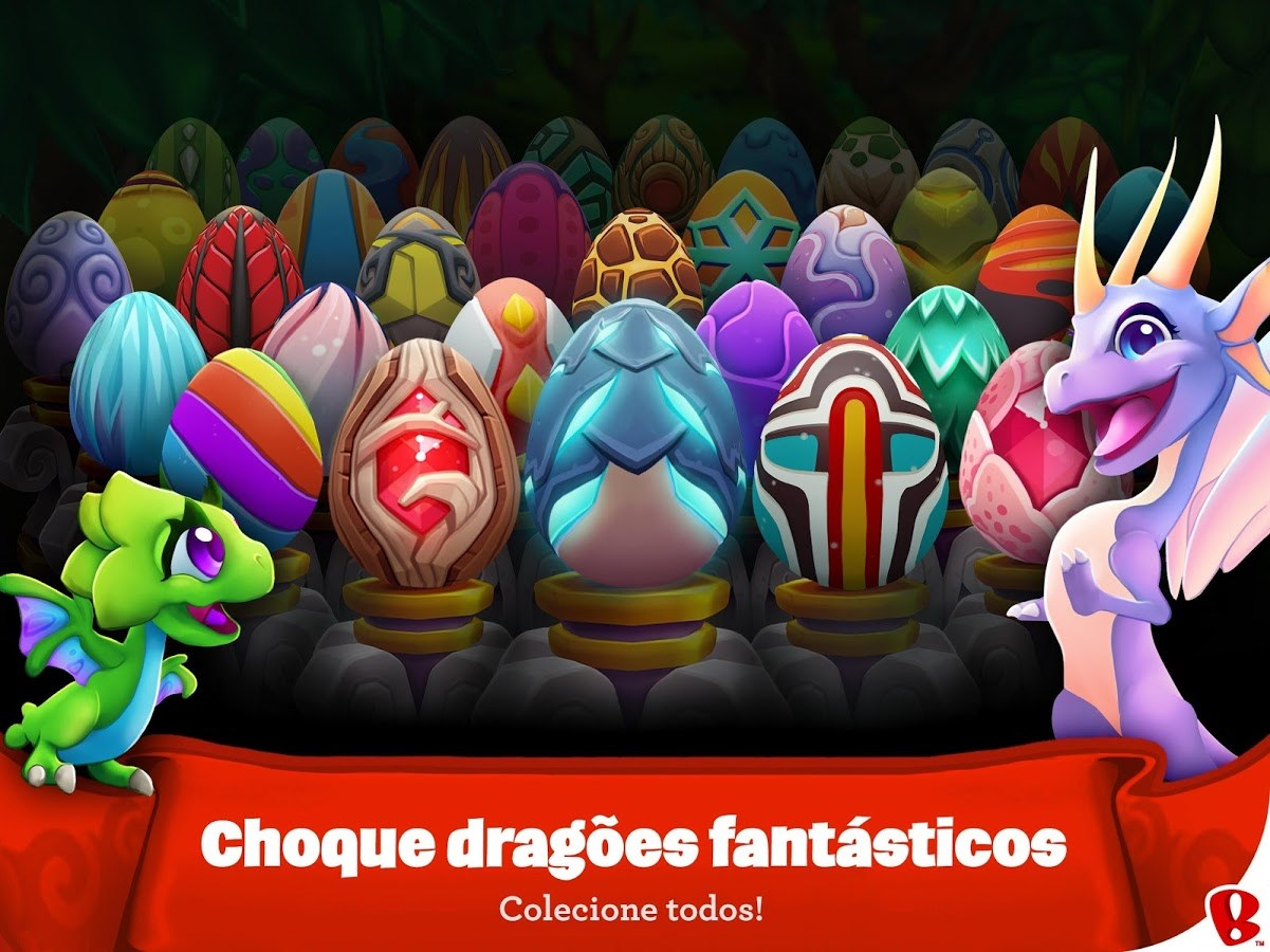 DragonVale World - Imagem 3 do software