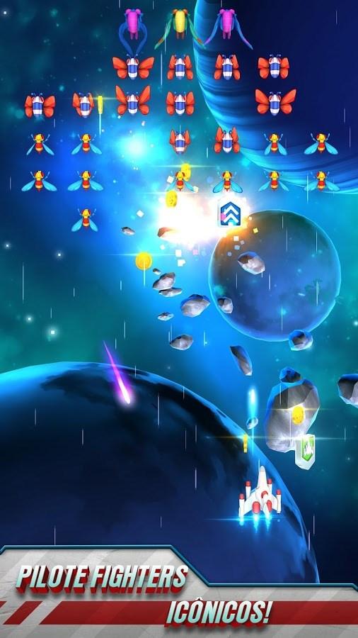 Galaga Wars - Imagem 1 do software