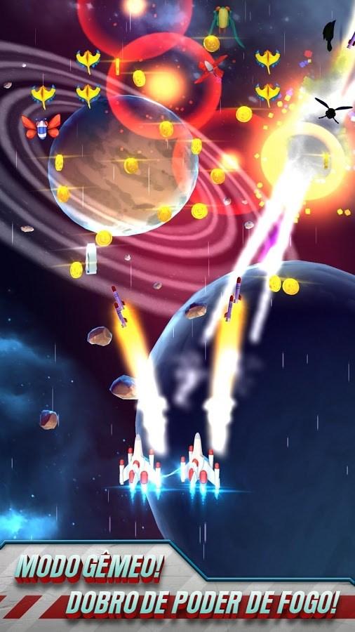 Galaga Wars - Imagem 2 do software