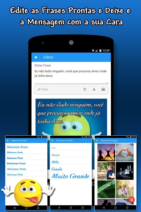 Frases e Indiretas - Imagem 2 do software