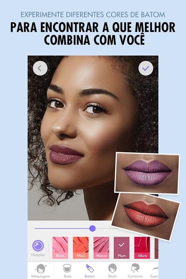 MakeupPlus - Imagem 2 do software