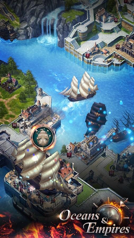 Oceans and Empires - Imagem 1 do software