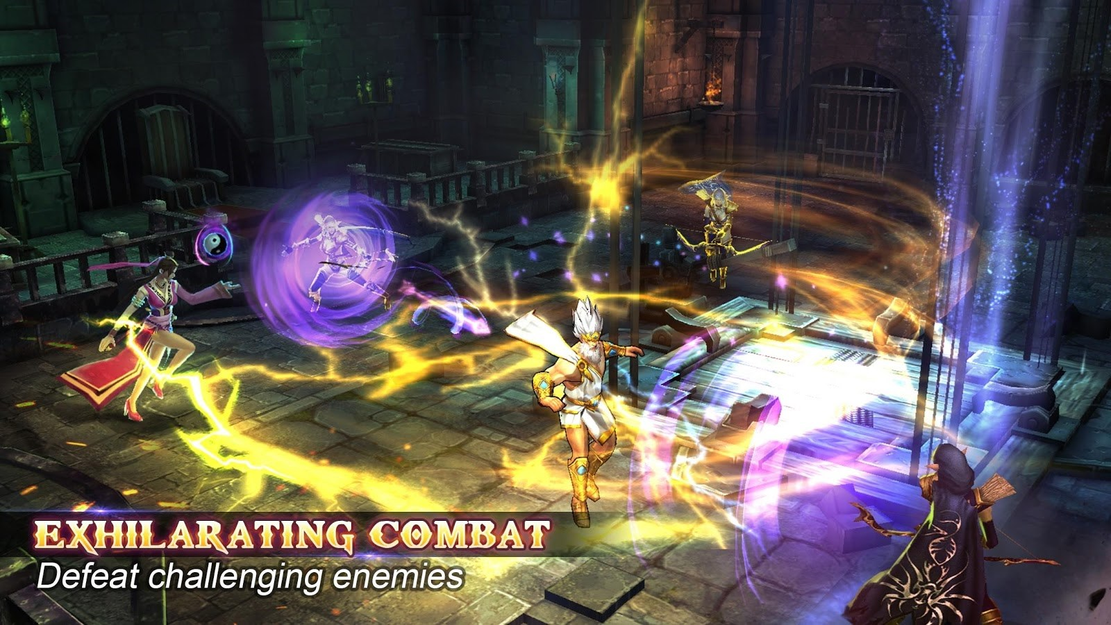 Heroes of the Dungeon - Imagem 1 do software