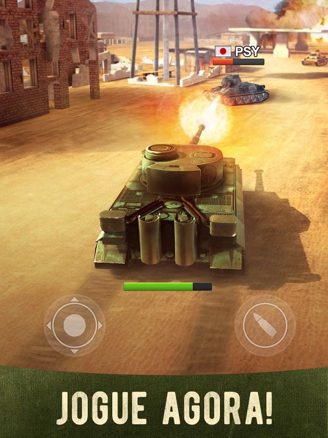 War Machines: Jogo de Tanques - Imagem 1 do software