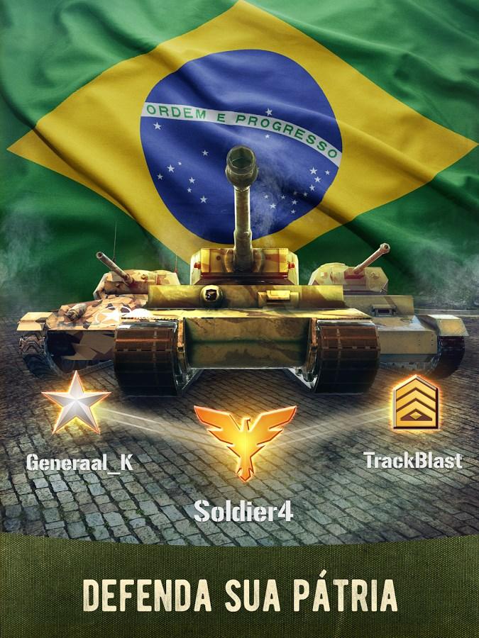 War Machines: Jogo de Tanques - Imagem 2 do software