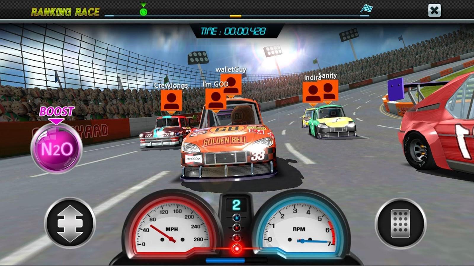 Pit Stop Racing - Imagem 1 do software