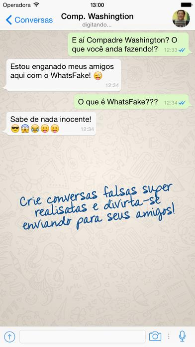 WhatsFake - Imagem 1 do software