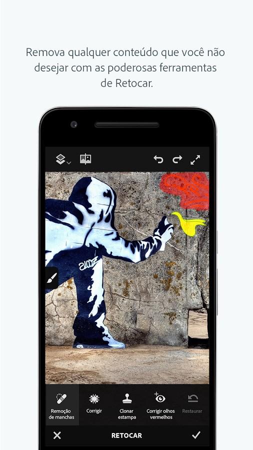 Adobe Photoshop Fix - Imagem 2 do software