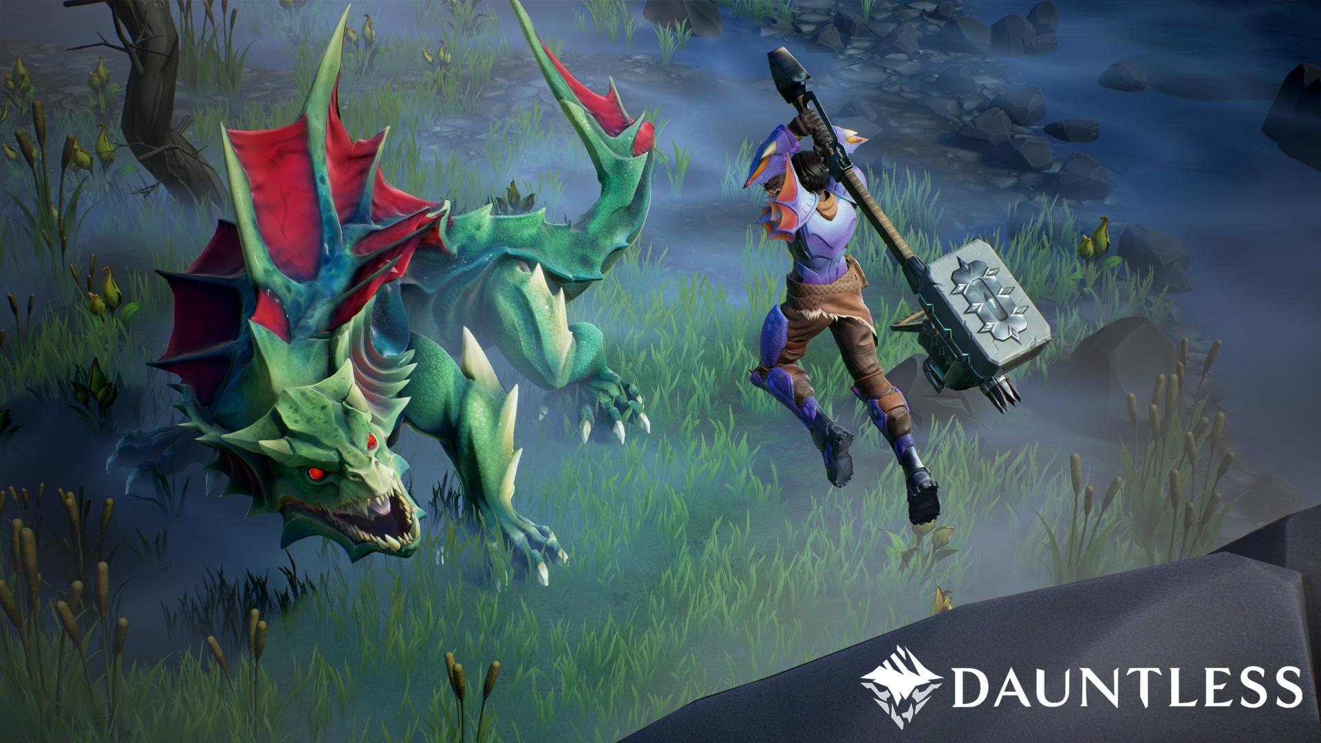 Dauntless: Phoenix Labs aposta em um novo conceito de RPG cooperativo
