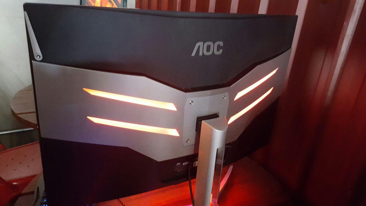 AOC revela Agon, a linha gamer que traz periféricos com preços competitivos