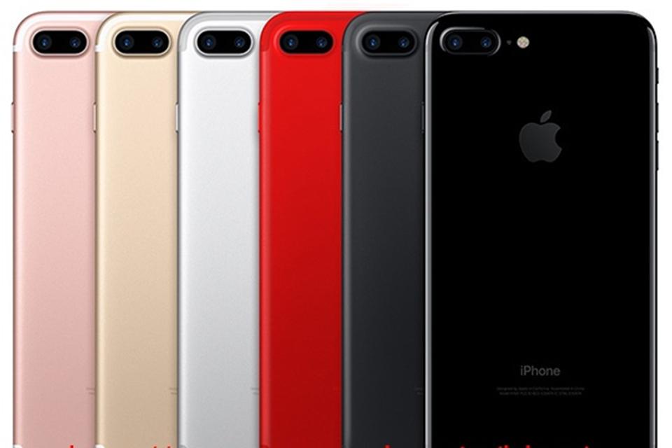 5ceba7d0b6e Apple deve lançar iPhone 7s na cor vermelha e com leve mudança no hardware