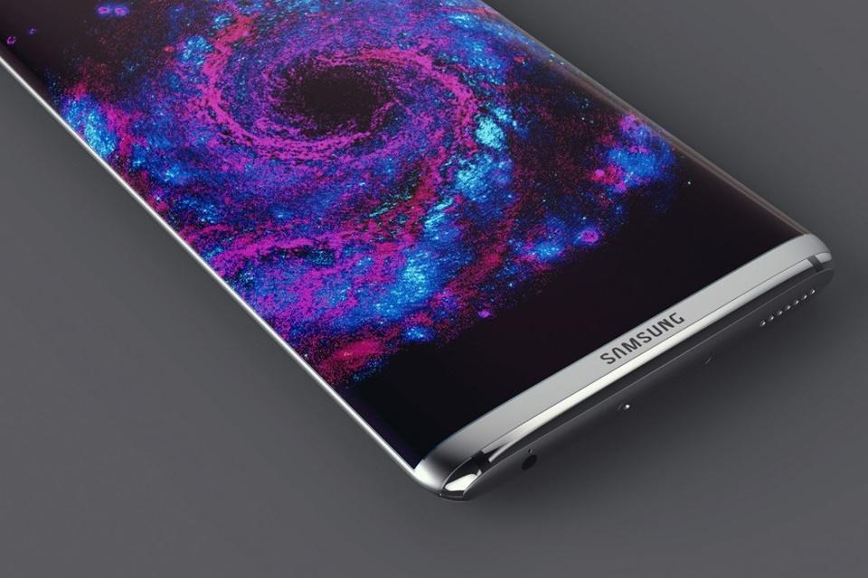 Galaxy S8 não deve ter botão home físico; elemento seria embutido na tela