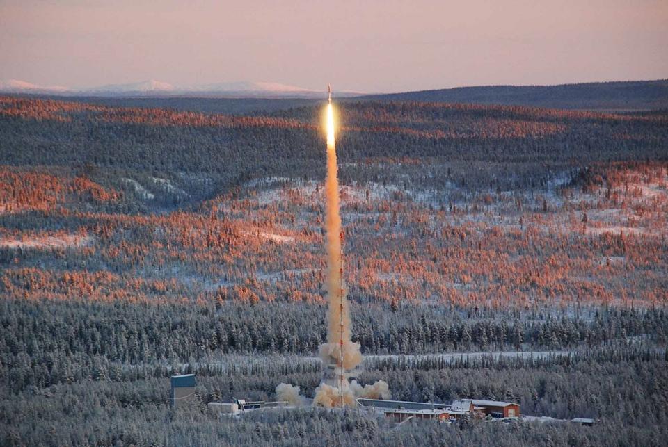 Agência Espacial Brasileira lança foguete com experimentos científicos