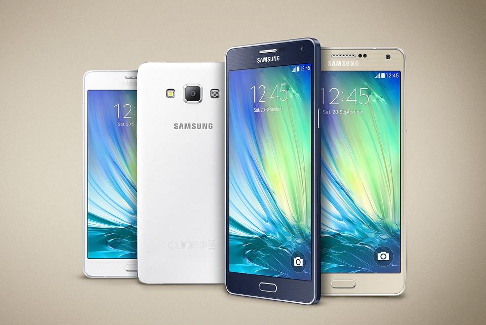 Vazam imagens do novo Samsung Galaxy A7