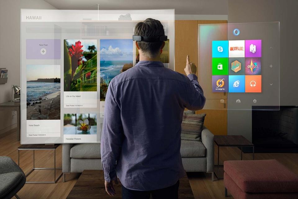 Aparelho de realidade aumentada da Microsoft será vendido na China em 2017