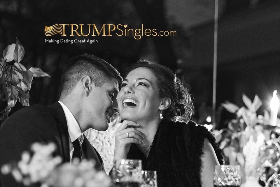 Site de relacionamentos promove encontros entre eleitores de Donald Trump