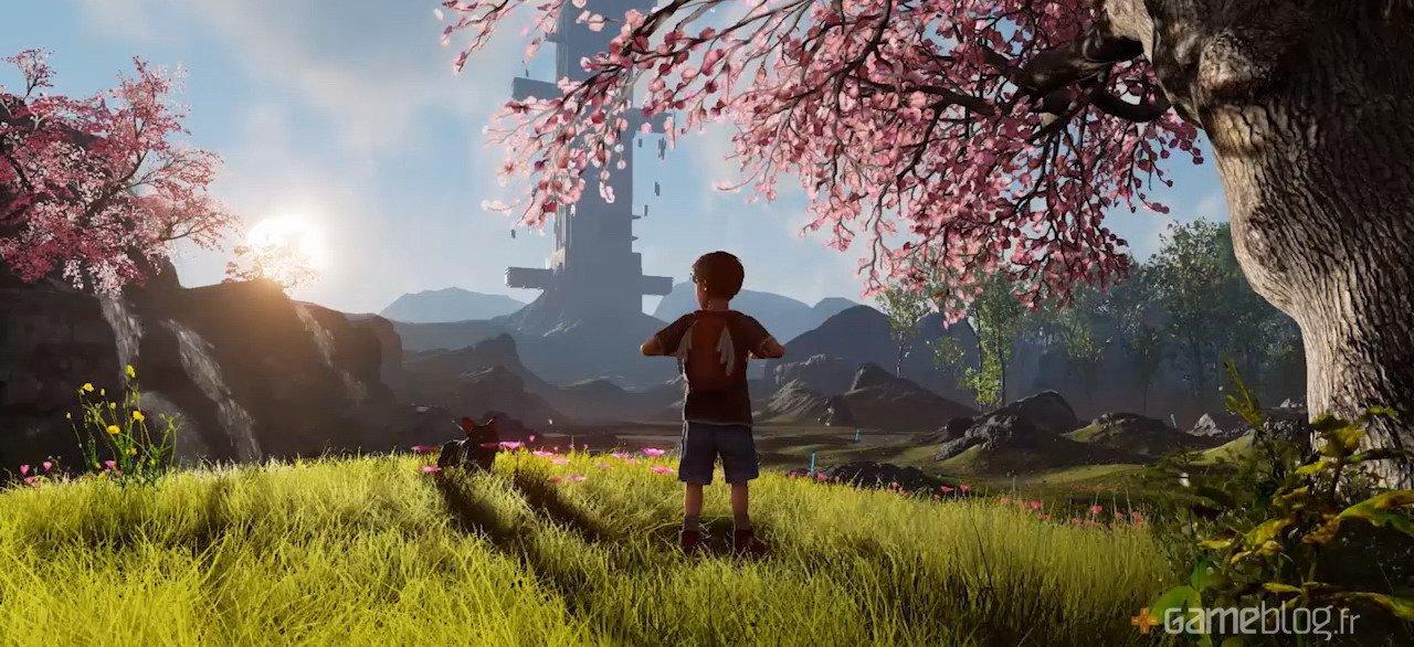 Seasons of Heaven, um lindo exclusivo do Switch, é confirmado; veja imagens