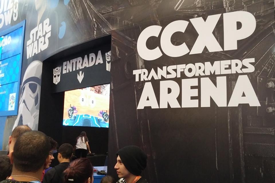 Na CCXP, Hasbro anuncia que vai deixar você escolher líder dos Transformers