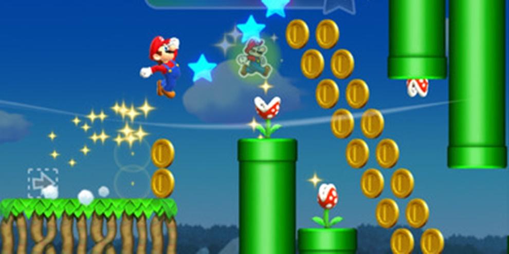 Você vai ter que estar conectado à internet se quiser jogar Super Mario Run