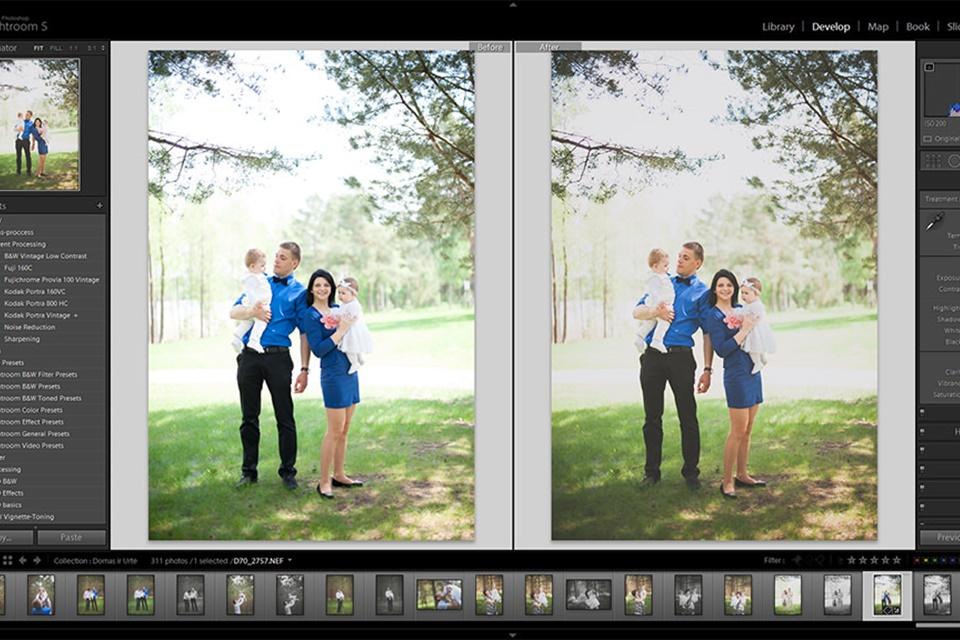 Atualização do Adobe Lightroom promete facilidades na hora de fazer edições