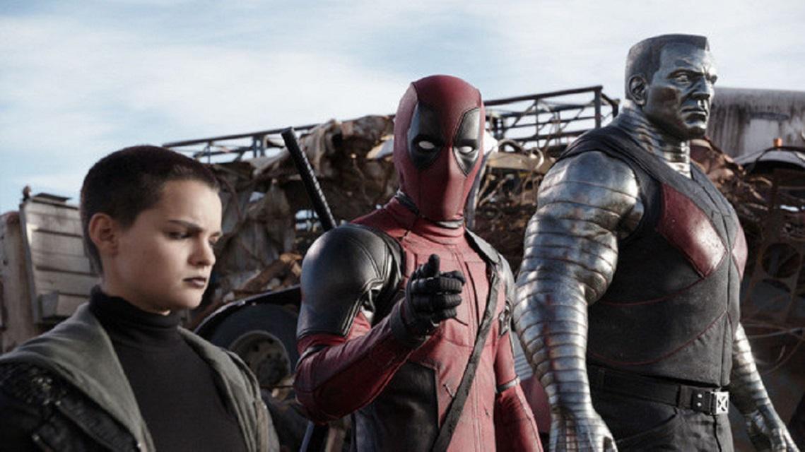 Deadpool é eleito o filme com mais erros de continuidade do ano