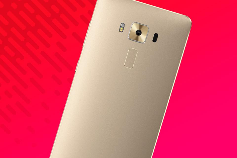 Review: smartphone Asus Zenfone 3 Deluxe