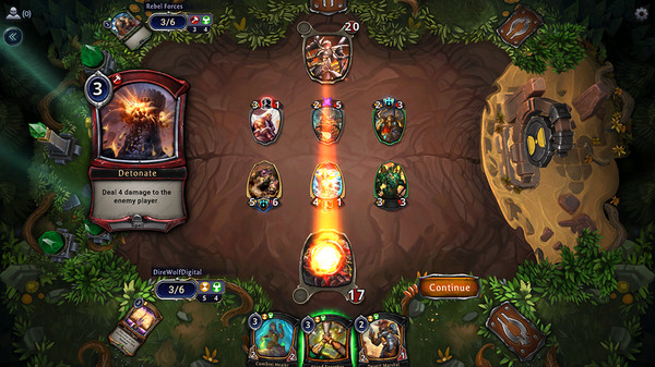 Eternal Card Game - Imagem 1 do software