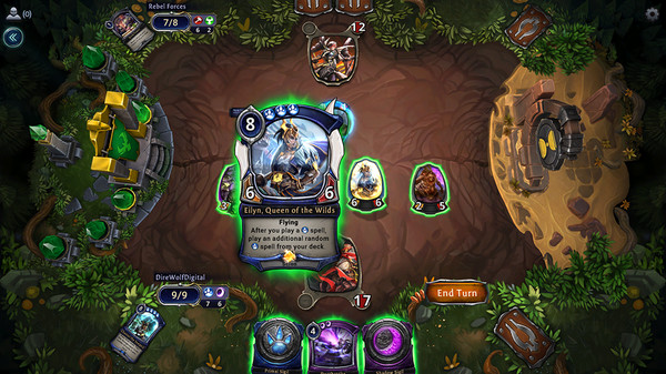 Eternal Card Game - Imagem 2 do software