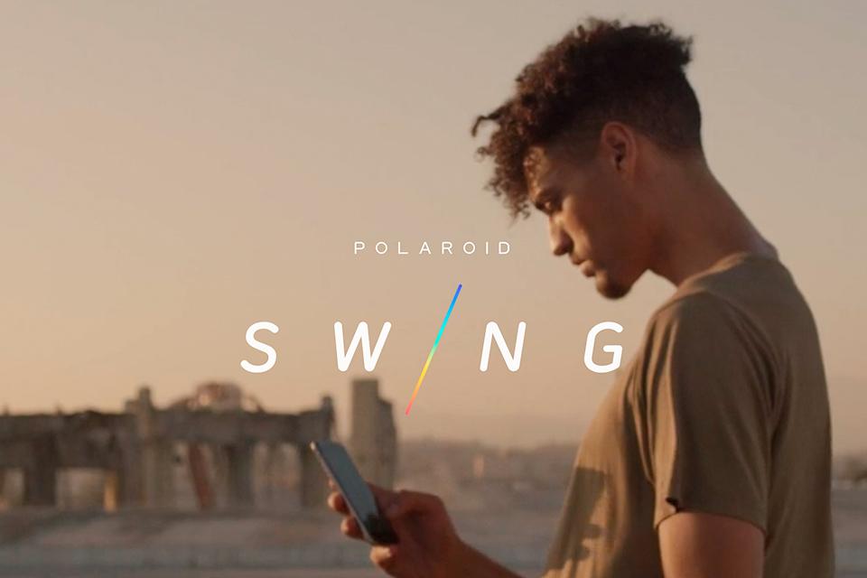 Quer fotos com movimento  Polaroid lança app Polaroid Swing no Brasil -  TecMundo 86033d038b