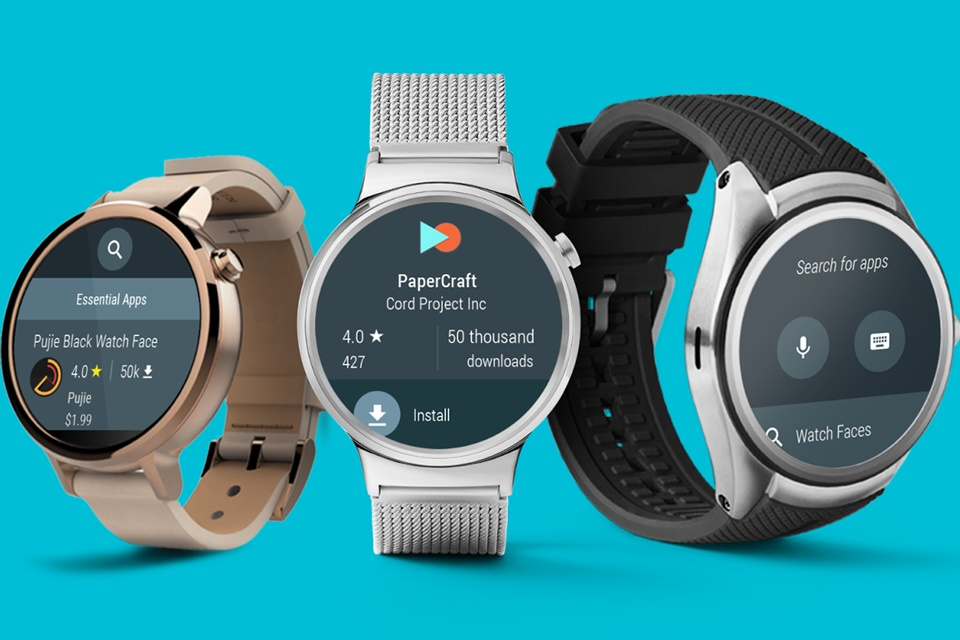 Google apresenta apps autônomos para o Android Wear 2.0 b135406484