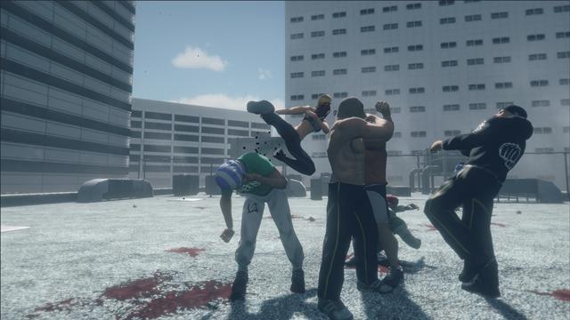 Street Warriors Online - Imagem 1 do software