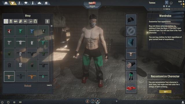Street Warriors Online - Imagem 3 do software