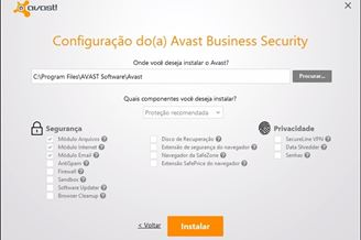 Avast for Business Premium Endpoint Security Download to